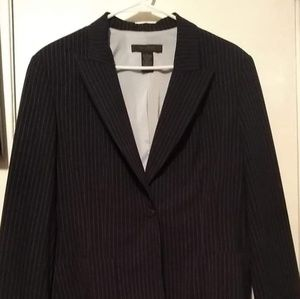 The Limited one button suit jacket